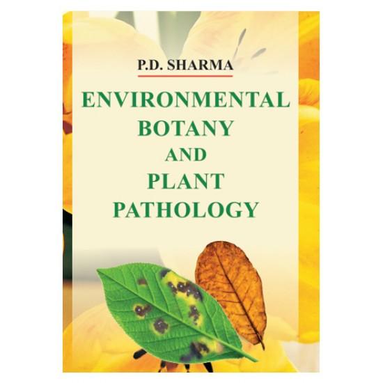 ENVIRONMENTAL BOTANY AND PLANT PATHOLOGY