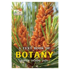 A TEXT BOOK OF  BOTANY