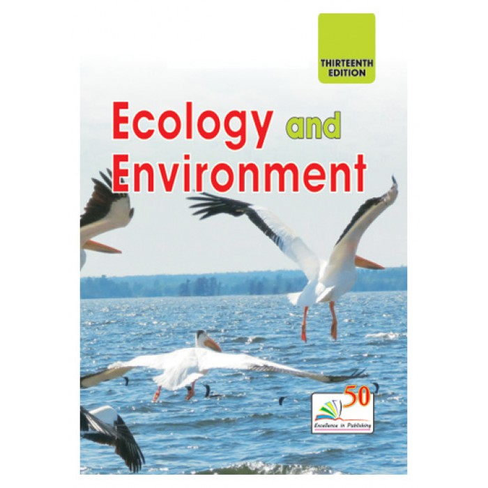 ecology and environment, dr  p d  sharma