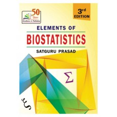 ELEMENTS OF BIOSTATISTICS