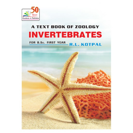 A TEXT BOOK OF ZOOLOGY: INVERTIBRATES