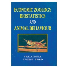 ECONOMIC ZOOLOGY BIOSTATISTICS AND ANIMAL BEHAVIOUR
