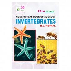 MODERN TEXT BOOK OF ZOOLOGY: INVERTEBRATES